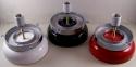 Gas Pump Globe Lighted Bases & Wall Sconces